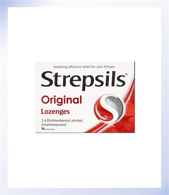 Strepsils Lozenges Original