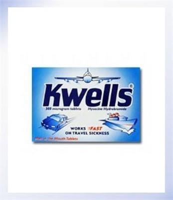 Kwells Adult 12 tablets
