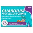 Guardium Acid Reflux Control 7 Tablets